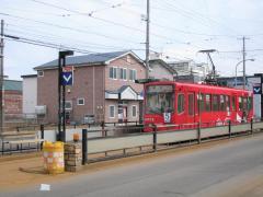 函館どつく前駅