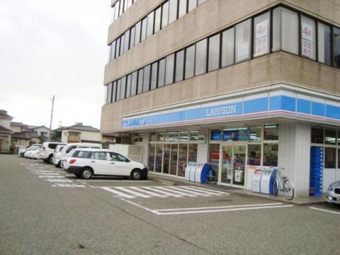 ローソン 新潟堀ノ内店_施設外観
