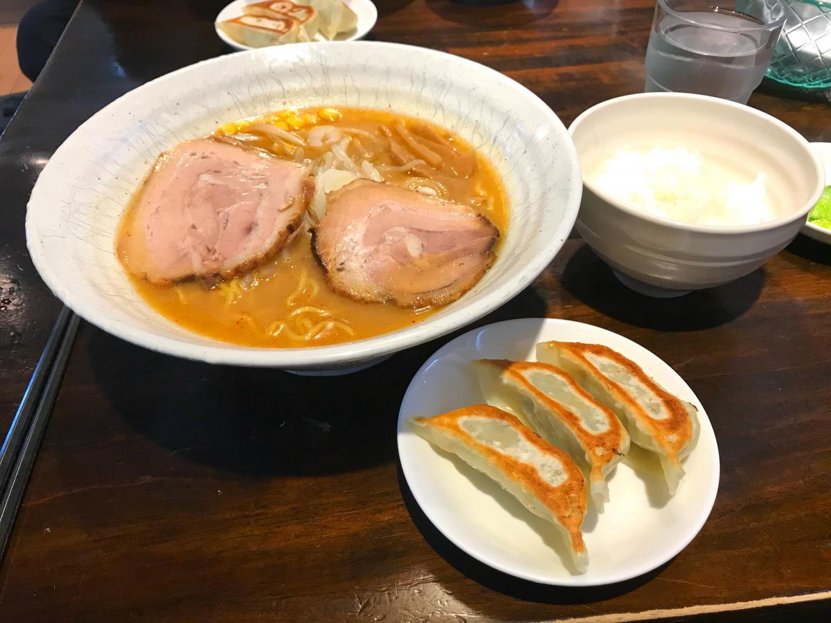 旭川らーめんかじべえ>