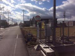 「国松」バス停留所
