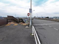 「西岐阜駅」バス停留所