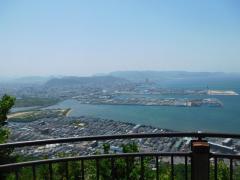 屋島城跡展望台