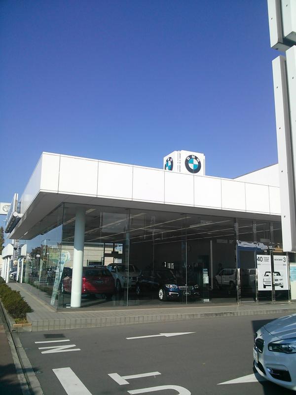 Kagawa BMW本社ショールーム_施設外観