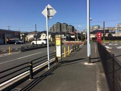 「スーパービバホーム」バス停留所