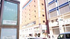 「新宿伊勢丹前」バス停留所