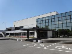 上尾市市民体育館
