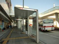 「名鉄鳴海」バス停留所