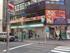 ファミリーマート南池袋パーク通り店
