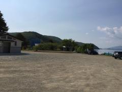 青松ヶ浜湖水浴場