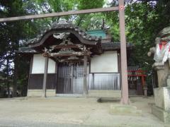 春日神社(東天川)
