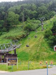 横手山渋峠スキー場
