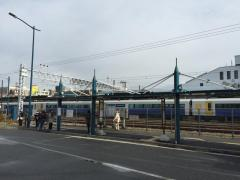 「蘇我駅西口」バス停留所