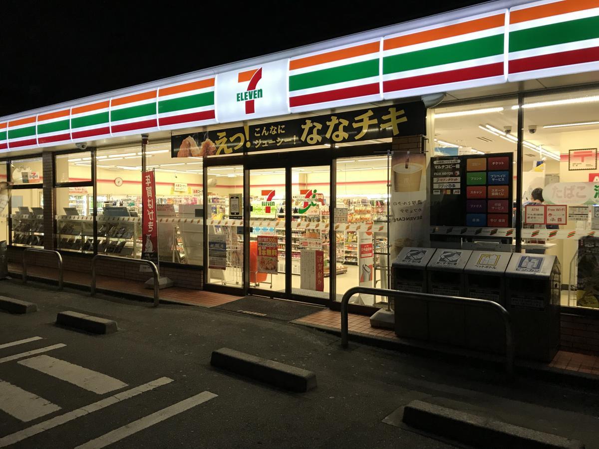 セブンイレブン 名古屋剣町店_施設外観