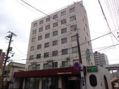 ビジネスホテル徳山