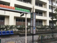 「船堀一丁目」バス停留所