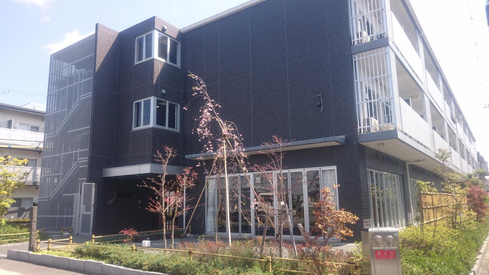 グランメゾン迎賓館 京都嵐山_施設外観