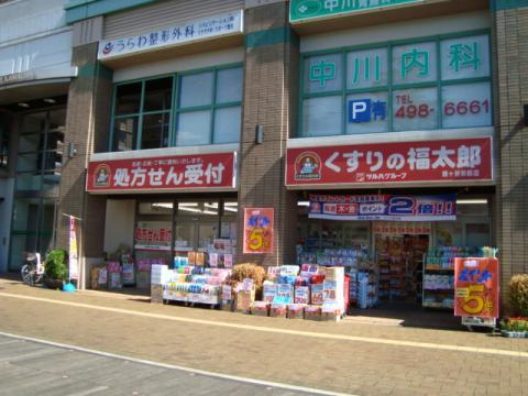 くすりの福太郎鎌ヶ谷駅前店