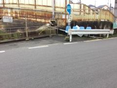 「東寺町」バス停留所