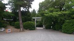 九華公園(桑名城跡)
