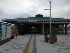常陸太田駅
