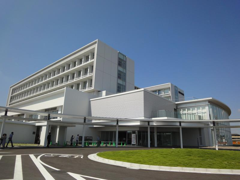 稲沢市民病院(稲沢市長束町)|...