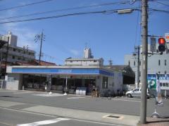 ローソン本陣駅前店