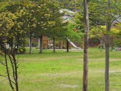森の里公園_施設外観