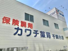 カワチ薬品 千間台店_施設外観