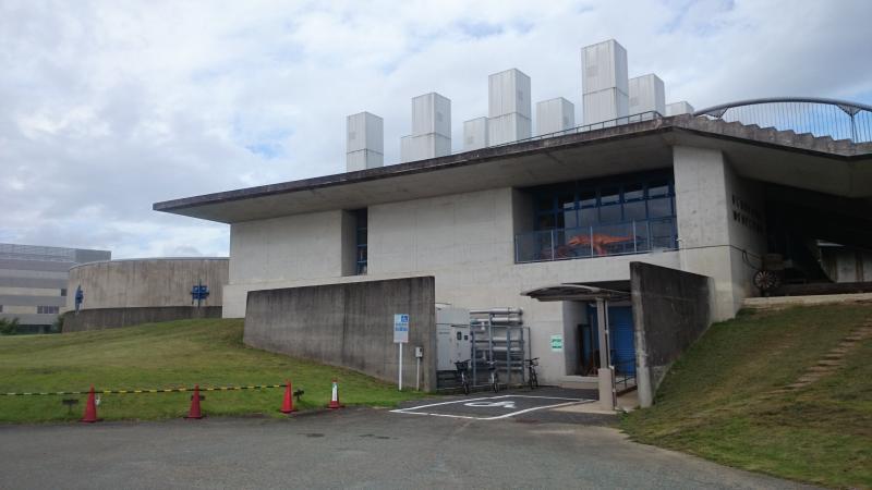 玉名市立歴史博物館こころピア_施設外観