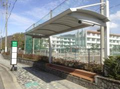 「長良高前」バス停留所