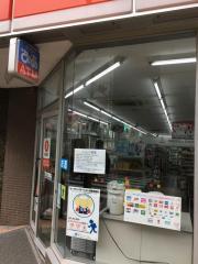 サンクス上野入谷口店