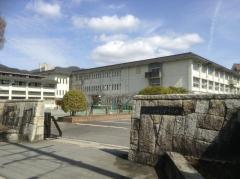 東長良中学校