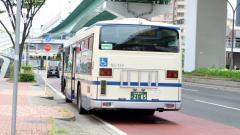 「千代田五丁目」バス停留所