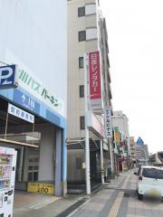 日産レンタカー高松駅前