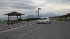 弓ヶ浜展望台