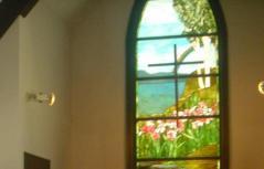 東条湖白樺高原教会