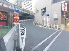 新橋出入口(IC)