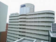 アパホテル大阪天満