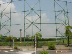 水島緑地福田公園体育館
