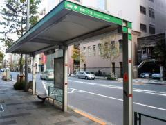 「新宿一丁目(新宿区)」バス停留所