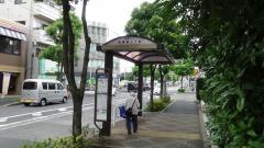 「南篠崎三丁目」バス停留所