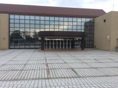 松任総合運動公園文化体育館