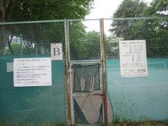 大津橋小園テニスコート