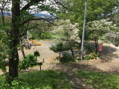 黒野城跡公園