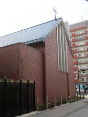 主教座聖堂 仙台基督教会