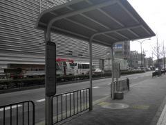 「醍醐駅」バス停留所