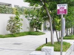 「乗泉寺」バス停留所