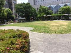 松本駅前記念公園