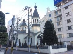 仙台ハリストス正教会・生神女福音聖堂