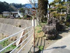 「温泉郷入口」バス停留所
